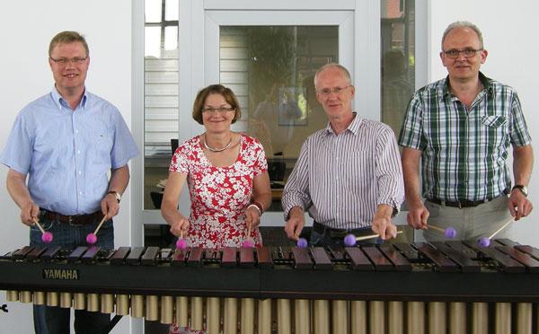 Orgateam Marimba-Konzert