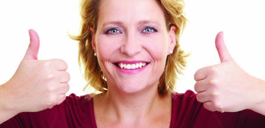 Diagnose Krebs – Na und? Alexandra Fischer
