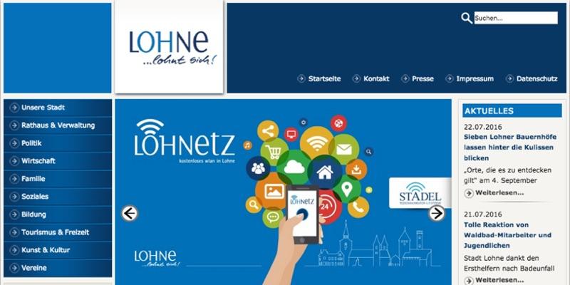Stadt Lohne