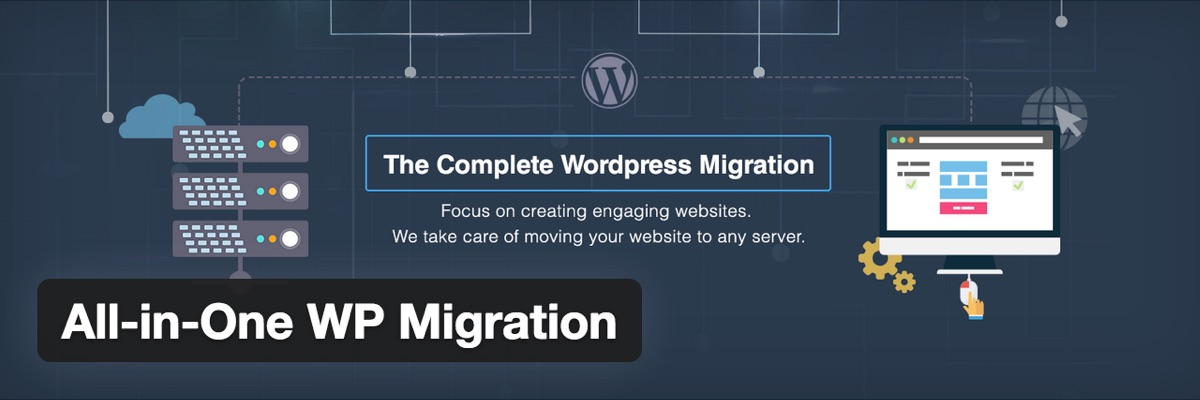 Plugin · All-in-One WP Migration