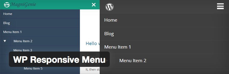 Plugin · WP-Responsive-Menu