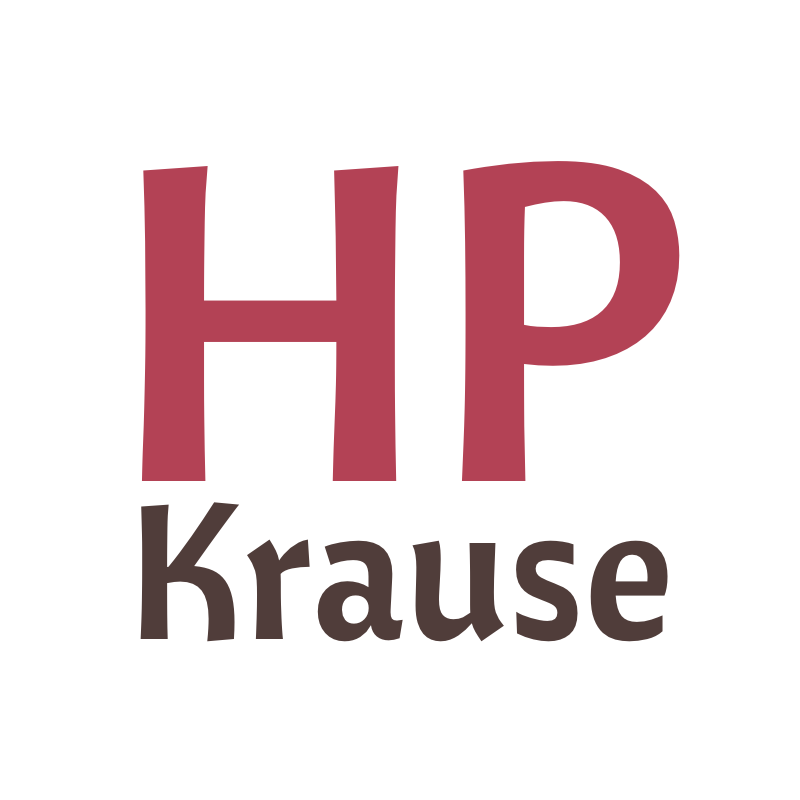H.-P. Krause · Favicon