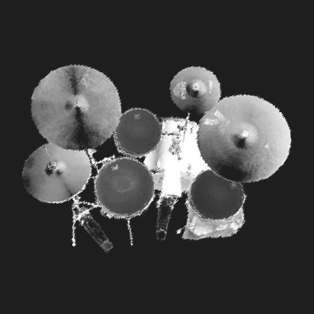 Percussion-Festival Vechta · Drumset als Favicon