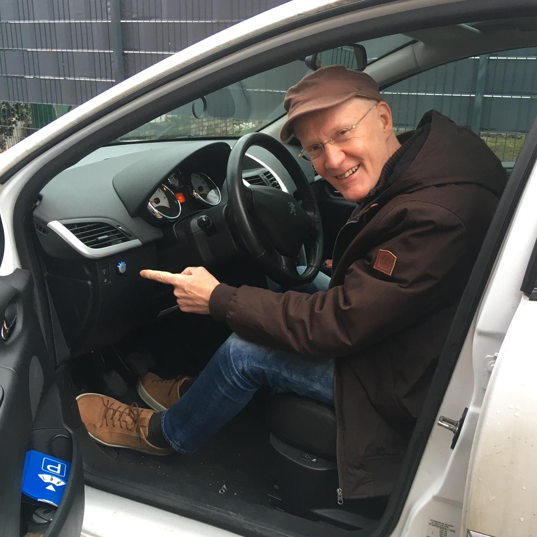 Manfred Menke · PKW mit Autogasanlage · 25. Dezember 2019