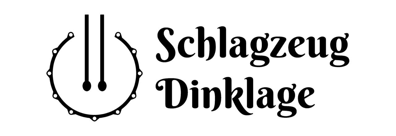 Schlagzeug Dinklage · Logo mit Schrift