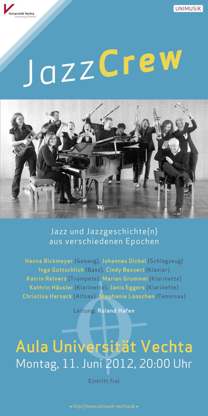 JazzCrew · Universität Vechta