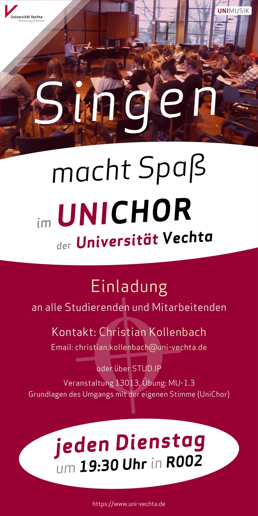 UNICHOR · Universität Vechta
