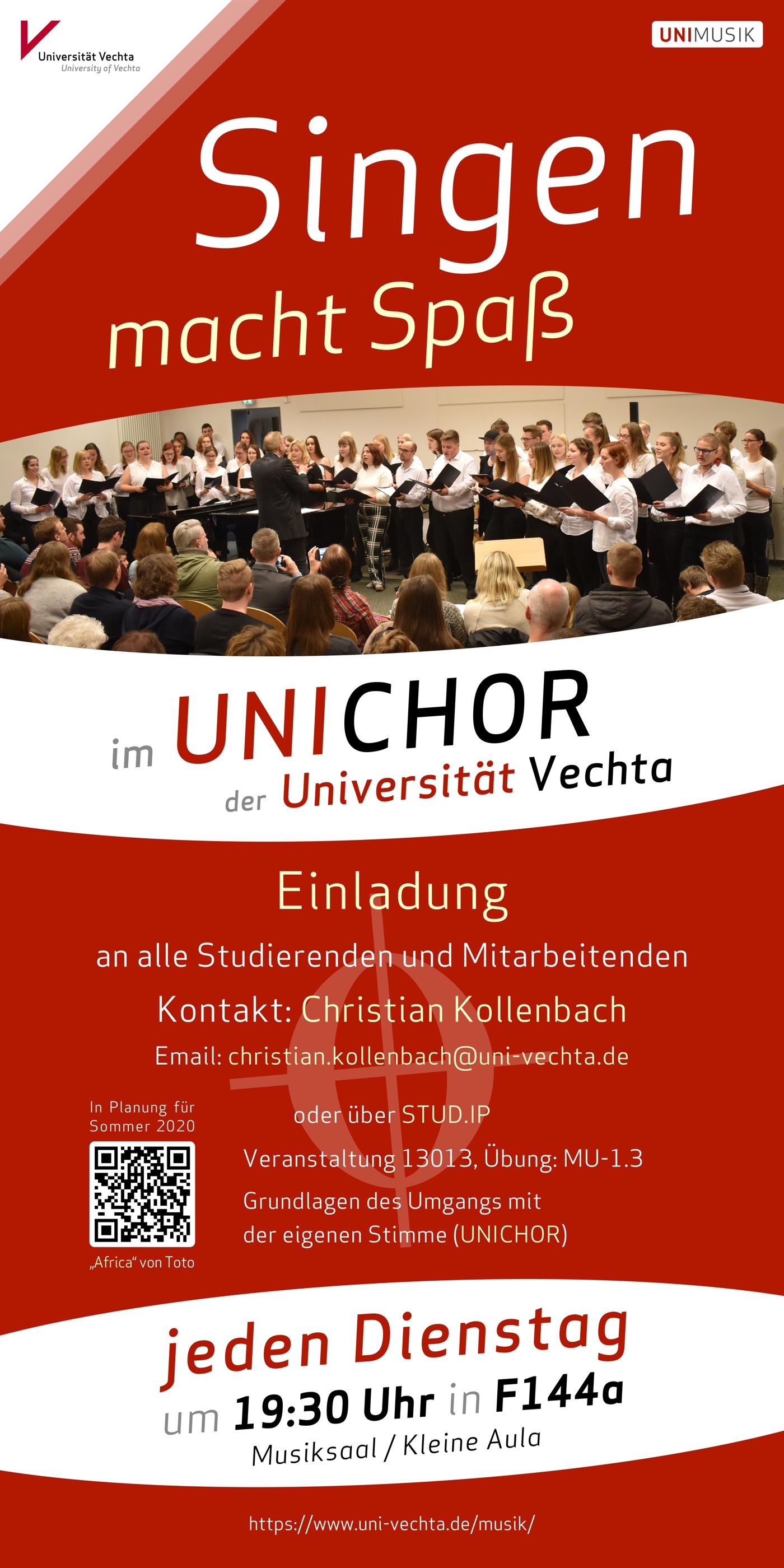 UNICHOR · Universität Vechta