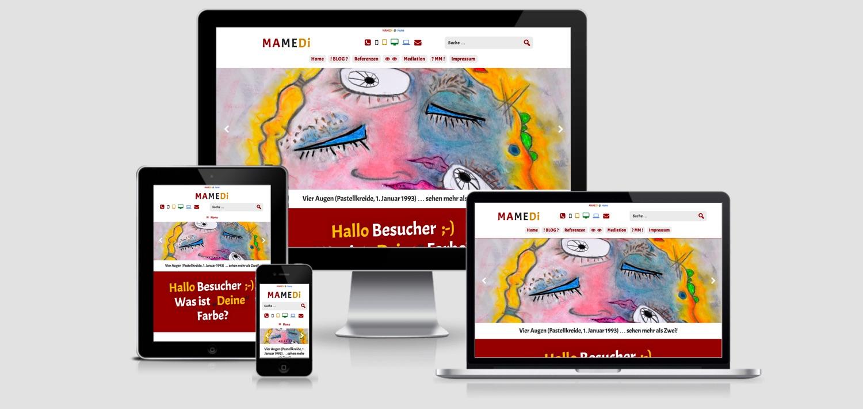 MAMEDi · Am I Responsive