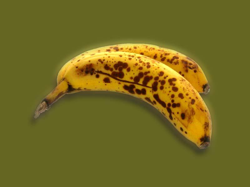 Zwei Bananen