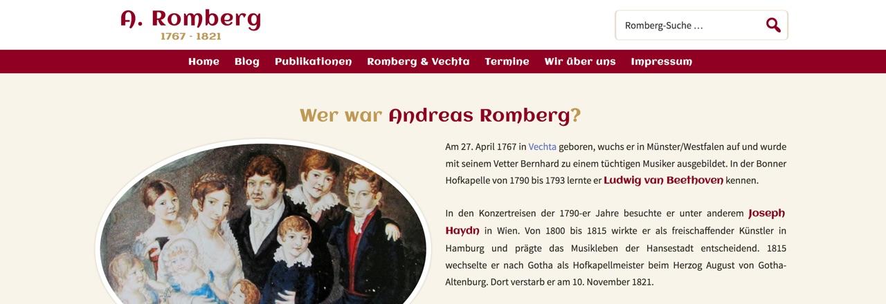 Andreas Romberg