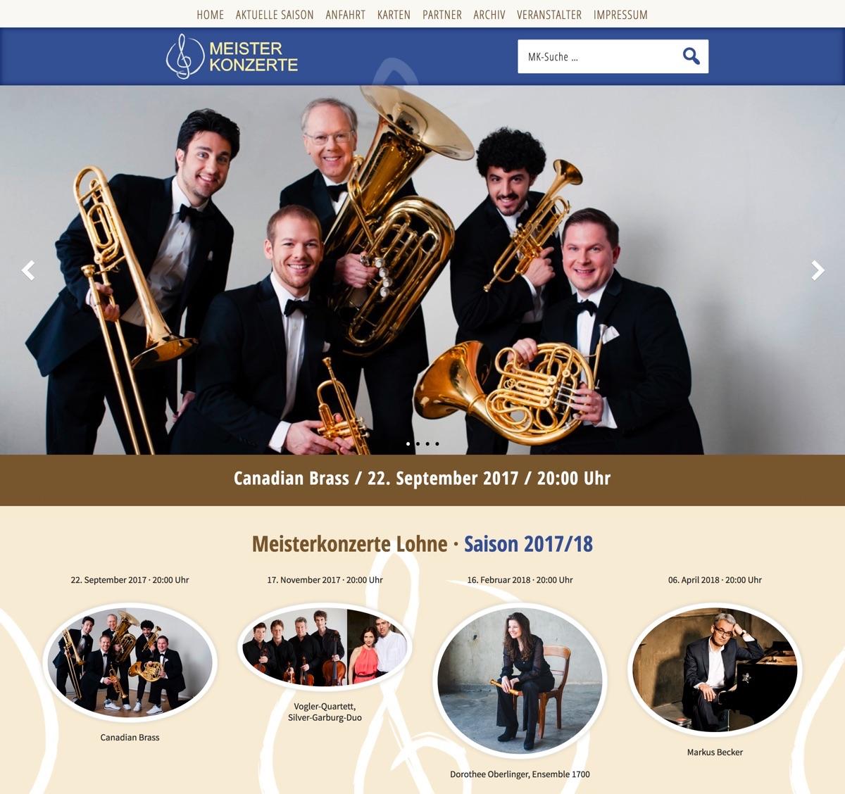Meisterkonzerte Lohne