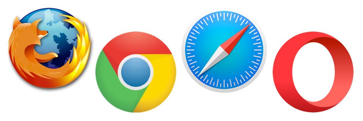 Der Browser, das Fenster zum Internet