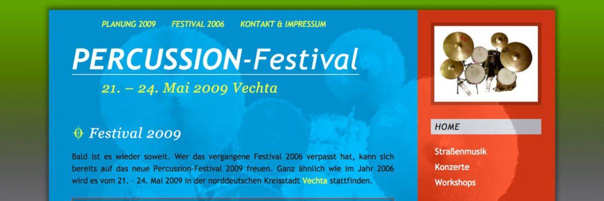 "Rückblick: ""Percussion-Festival"" Vechta"