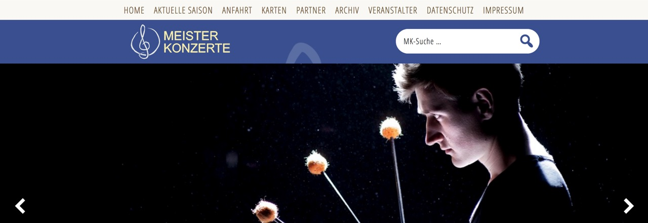 Meisterkonzerte Lohne // Saison 2018/19